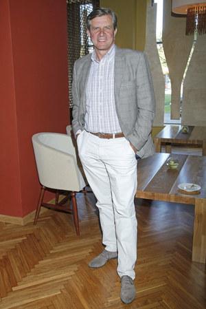 Jednym z gości imprezy będzie Zygmunt Chajzer /fot  /AKPA