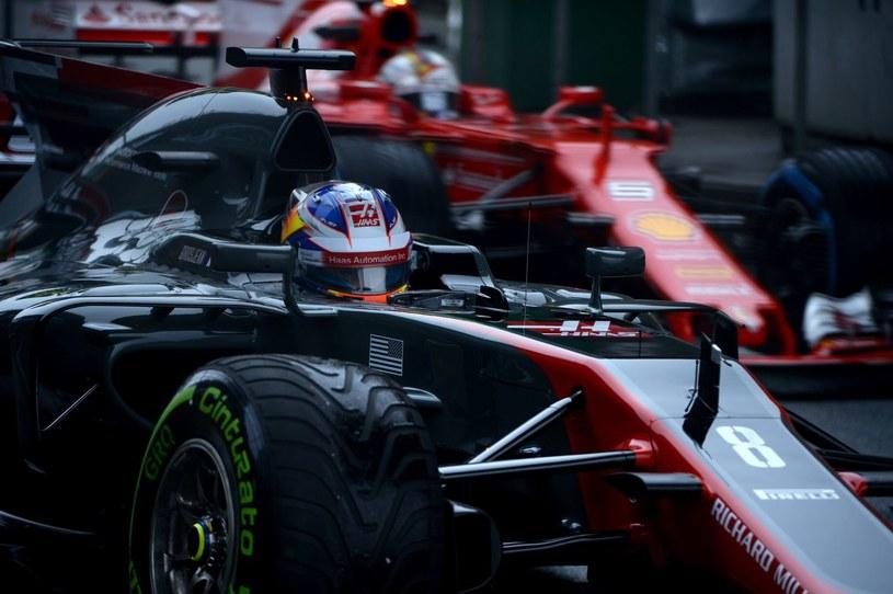 Jednym z przeciwników nowego rozwiązania jest Romain Grosjean /AFP