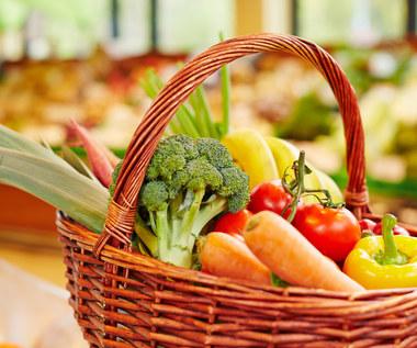 Jedz kolorowo. Co oznaczają kolory warzyw?