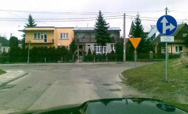 Jedź prosto!:)