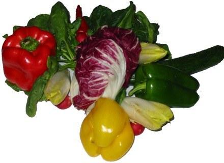 Jedz warzywa!, fot. Borys Czonkow /MWMedia