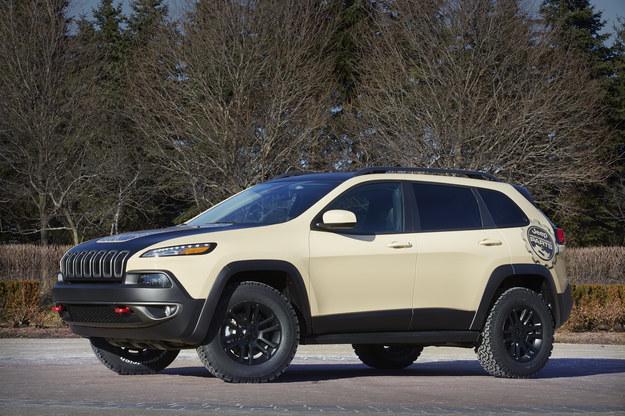 Jeep Cherokee Canyon Trail /Jeep