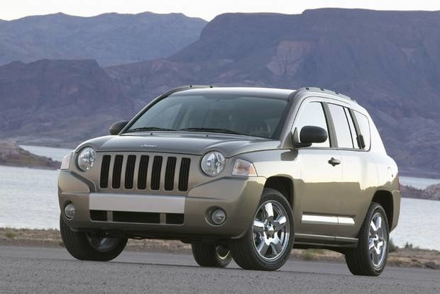 Jeep Compass / Kliknij /INTERIA.PL