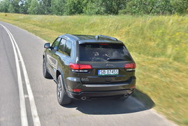 Jeep Grand Cherokee 3.0 CRD 75th Anniversary
