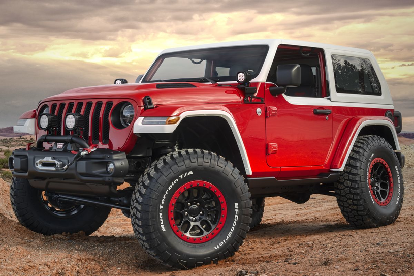 Jeep Jeepster Concept /