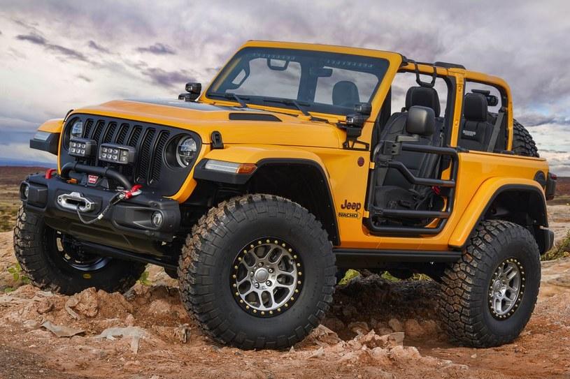 Jeep Nacho Concept /
