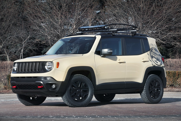 Jeep Renegade Desert Hawk /Jeep