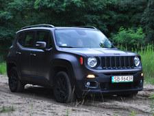 Jeep Renegade Night Eagle