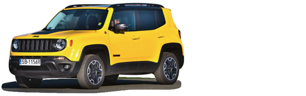 Jeep Renegade /Motor