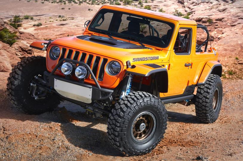 Jeep Sandstorm Concept /