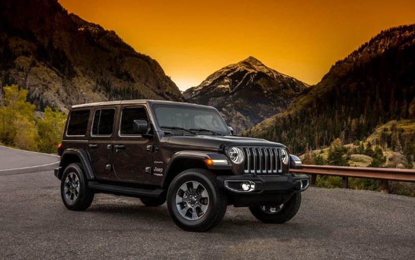 Jeep Wrangler 2018 /