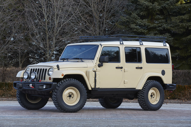Jeep Wrangler Africa /Jeep