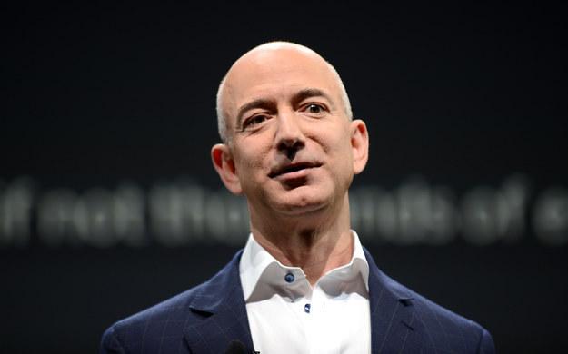 Jeff Bezos, prezes Amazona /AFP