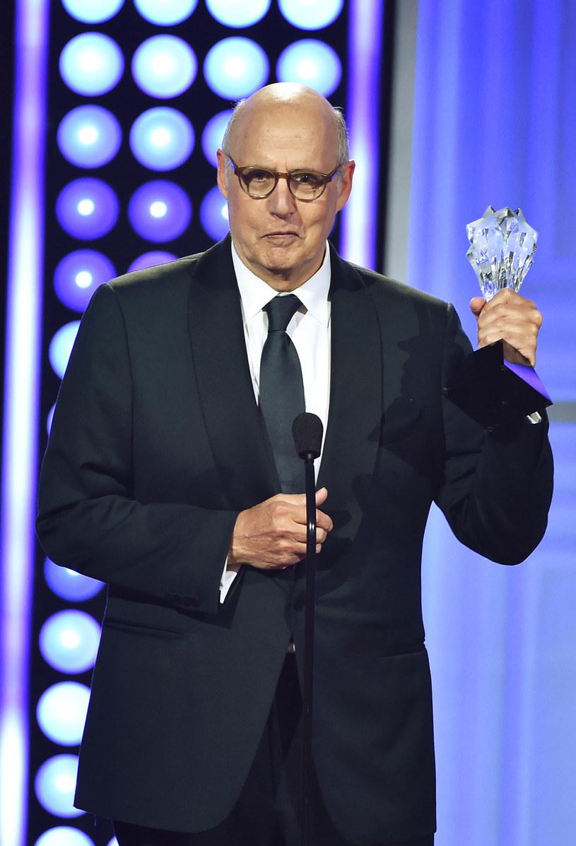 """Jeffrey Tambor z nagrodą za """"Transparent"""" /Kevin Winter /Getty Images"""