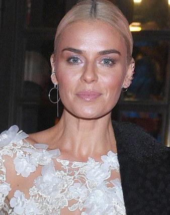 Jej makijaż był stonowany /Tricolors /East News