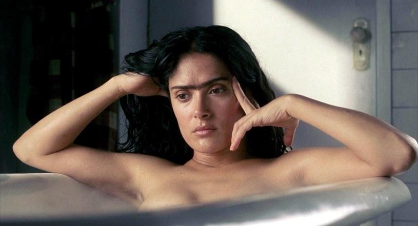 """Jej najsłynniejsza filmowa rola to tytułowa kreacja z filmu """"Frida"""" /materiały prasowe"""