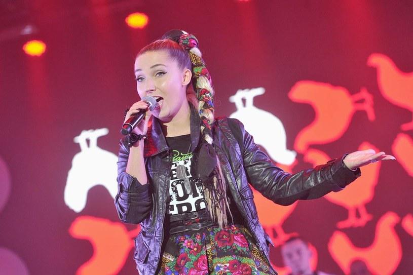 Jej występ na Eurowizji wzbudził duże kontrowersje /Mieszko Pietka /AKPA