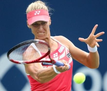 Jelena Dementiewa wygrała turniej w Toronto. /AFP