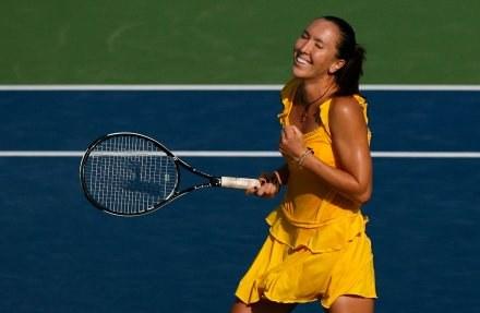 Jelena Janković wraca do wysokiej formy. /AFP