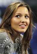 Jelena Ristić, piękna dziewczyna Novaka Djokovicia