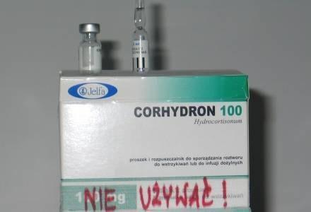 Jelfa ma wznowić produkcję corhydronu /RMF