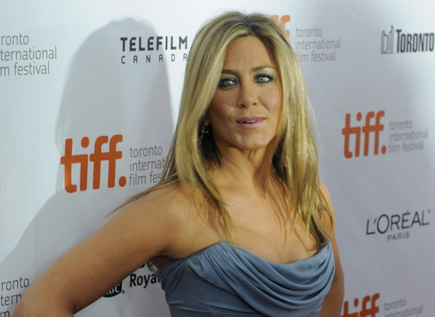 Jennifer Aniston /Getty Images