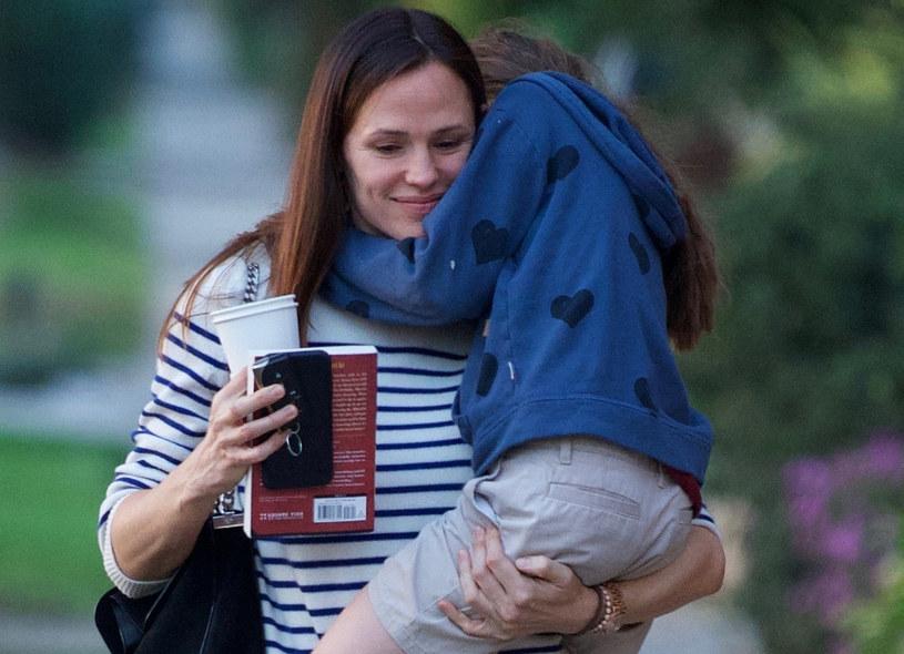 Jennifer Garner z córką /East News