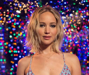 Jennifer Lawrence: Nie zdjęłam bluzki