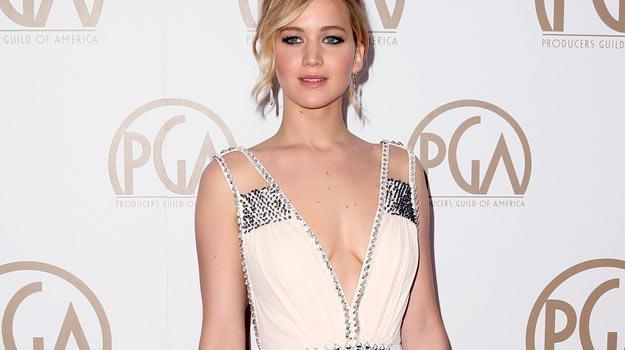 Jennifer Lawrence po raz pierwszy spotka się na planie ze Stevenem Spielbergiem - fot. F.M. Brown /Getty Images
