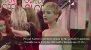 Jennifer Lawrence trafiła do księgi rekordów Guinnessa!