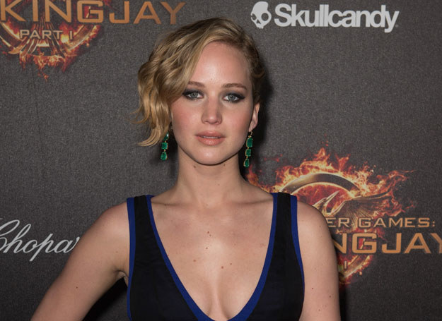 Jennifer Lawrence /Getty Images