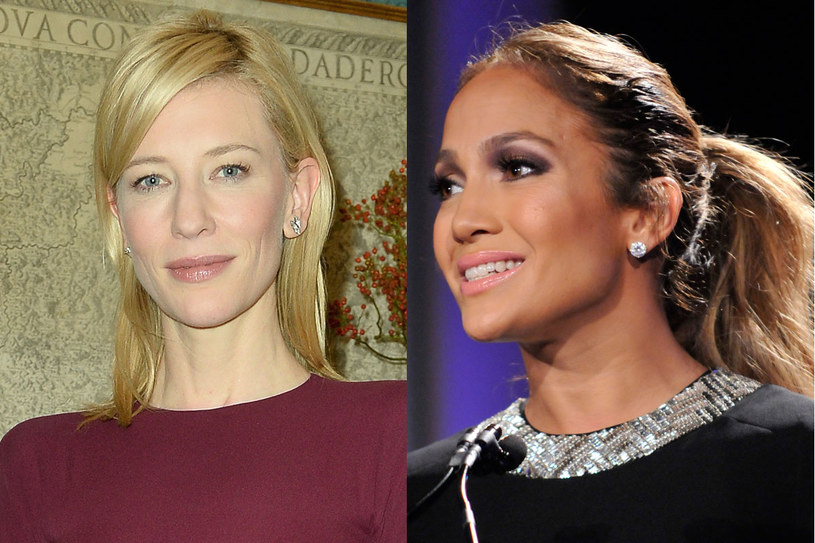 Jennifer Lopez, Cate Blanchett /Getty Images/Flash Press Media