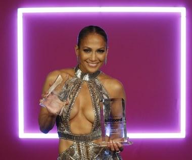 Jennifer Lopez zachwycała na gali Billboard Latin Music Awards