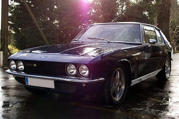 Jensen interceptor S /