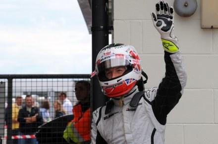 Jenson Button - główny kandydat do tytułu mistrzowskiego /AFP