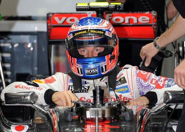 Jenson Button /AFP