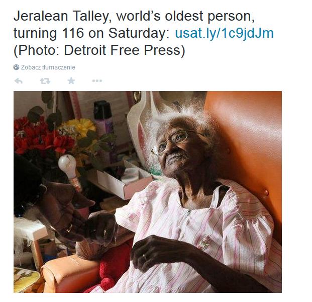 Jeralean Talley /Twitter