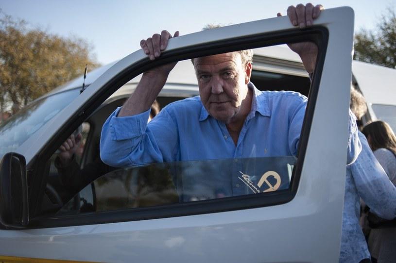 Jeremy Clarkson nie ma udanych wakacji w tym roku /AFP