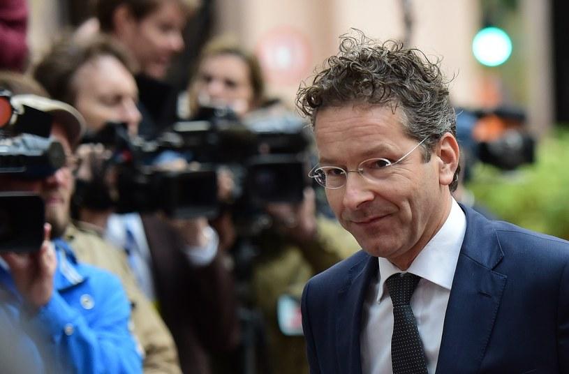 Jeroen Dijsselbloem /EMMANUEL DUNAND / AFP  /AFP