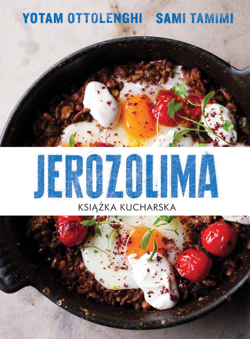 Jerozolima. Książka kucharska /Styl.pl/materiały prasowe