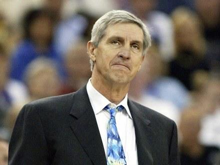 Jerry Sloan - jeden z najwybitniejszych i najbardziej niedocenianych szkoleniowców w NBA /AFP