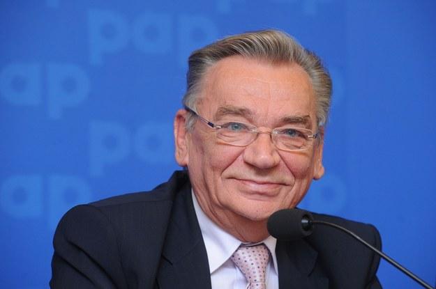 Jerzy Bartnik, prezes Związku Rzemiosła Polskiego /Tomasz Urbanek /Agencja SE/East News