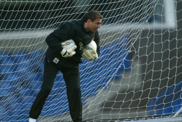 Jerzy Dudek Fot. Maciej Śmiarowski /Agencja Przegląd Sportowy