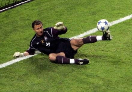 Jerzy Dudek - to nazwisko zna każdy fan Liverpoolu /AFP
