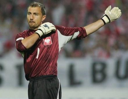 Jerzy Dudek znów ma szansę założyć koszulkę z orłem na piersi, fot: Marek Biczyk /Agencja Przegląd Sportowy