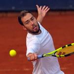 Jerzy Janowicz odpadł z challengera ATP Pekao Szczecin Open