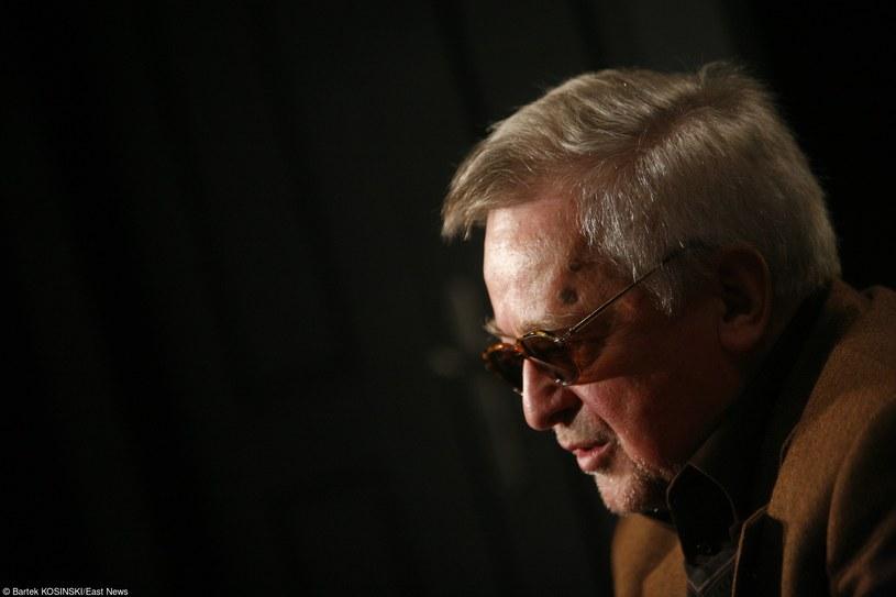 Jerzy Jarocki w 2009 roku /Bartek Kosiński /East News