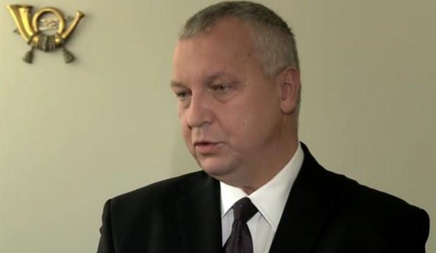 Jerzy Jóźkowiak, prezes spółki Poczta Polska /© Panthermedia