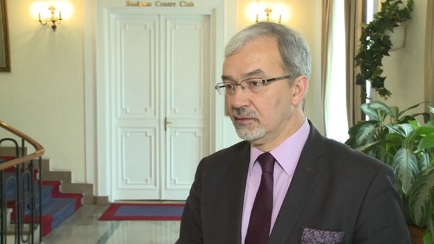 Jerzy Kwieciński, minister inwestycji i rozwoju /Newseria Biznes