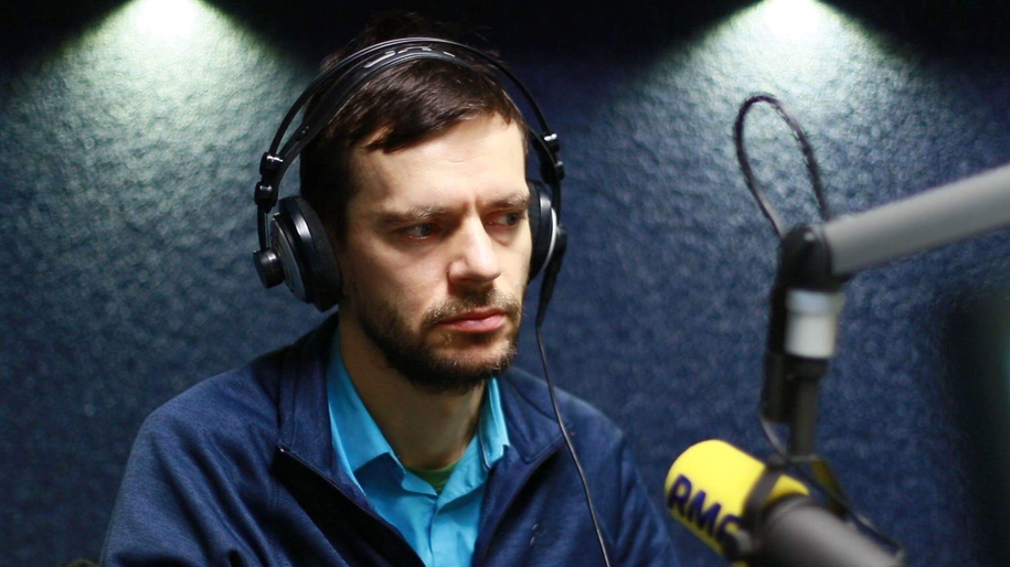 Jerzy Lisak /Michał Dukaczewski /RMF FM